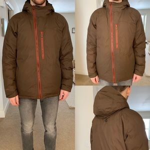 Burton AK LZ Gore-Tex down jacket s snow ski
